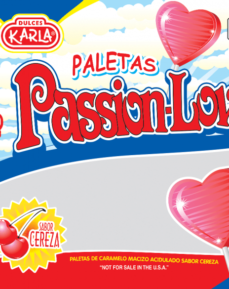 PASSION LOVE 40 PZAS